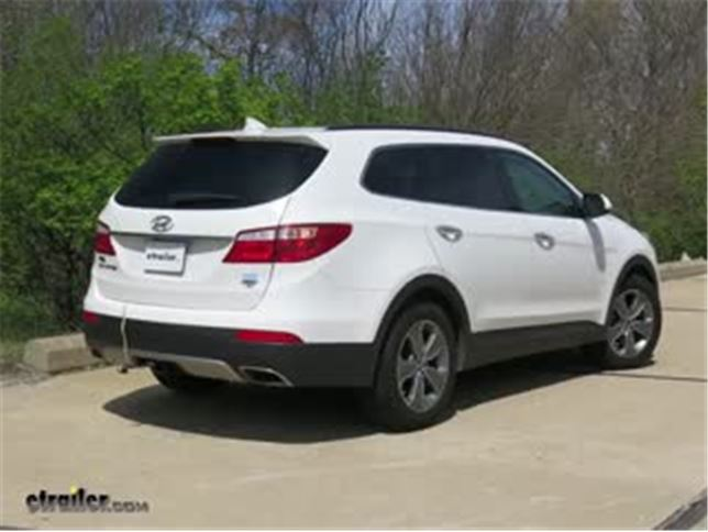 install trailer wiring 2016 hyundai santa fe c56184_644 trailer wiring harness installation 2016 hyundai santa fe video  at bayanpartner.co