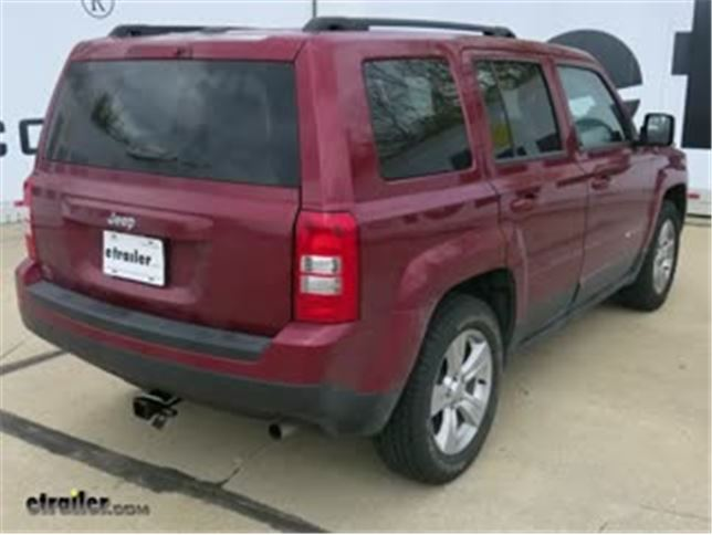 2016 Jeep Patriot 2 4 Towing Capacity
