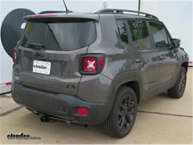 install trailer wiring 2016 jeep renegade 118651_644 trailer wiring harness installation 2016 jeep renegade video 2018 Jeep Renegade at soozxer.org