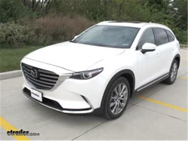 install trailer wiring 2016 mazda cx9 118278_644 trailer wiring harness installation 2016 mazda cx 9 video 2016 Mazda CX-5 Interior at reclaimingppi.co