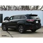 Trailer Wiring Harness Installation - 2016 Toyota Highlander