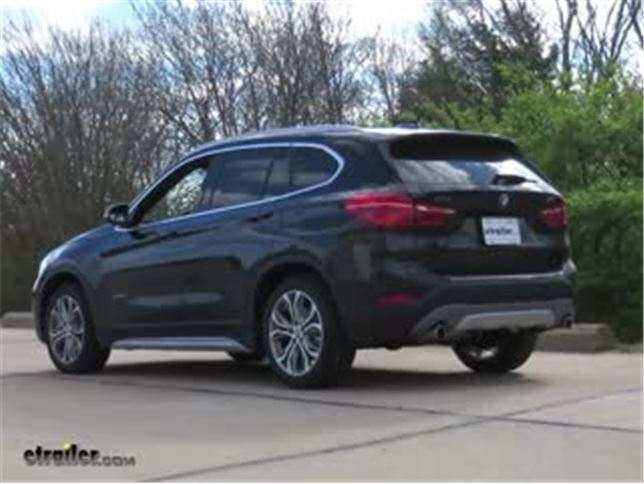 install trailer wiring 2017 bmw x1 119190kit_644 trailer wiring harness installation 2017 bmw x1 video etrailer com  at edmiracle.co