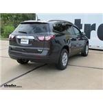 Trailer Wiring Harness Installation - 2017 Chevrolet Traverse