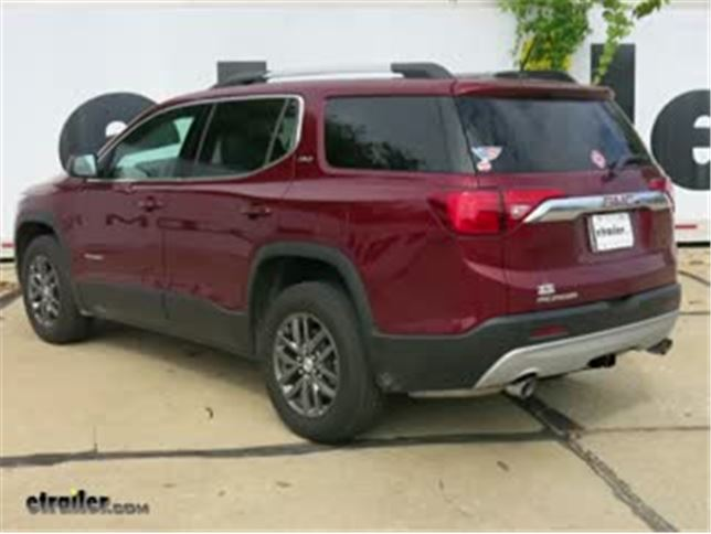 T one vehicle wiring harness installation 2017 gmc acadia video on 2009 gmc acadia trailer wiring 2016 GMC Acadia GMC Acadia Tires