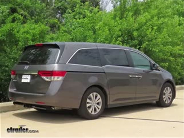 install trailer wiring 2017 honda odyssey 118521_644 trailer wiring harness installation 2017 honda odyssey video  at soozxer.org