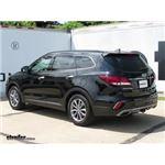 Hyundai Santa Fe Trailer Hitch Etrailer Com
