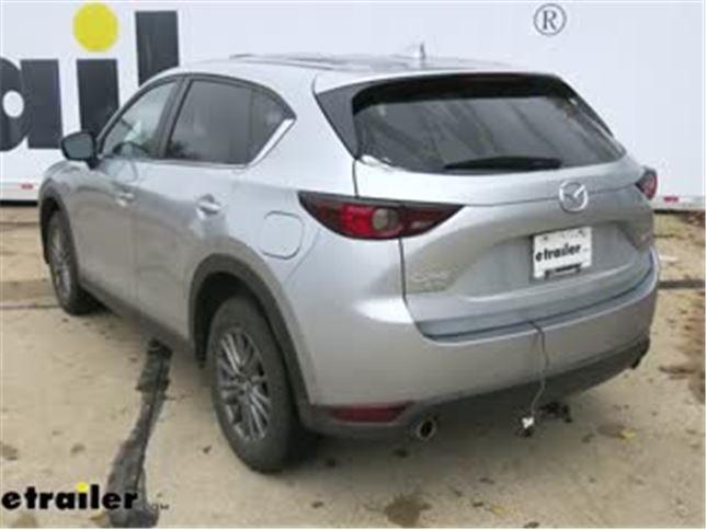 Tekonsha T-One Vehicle Wiring Harness Installation - 2017 Mazda CX-5 Video  | etrailer.cometrailer.com