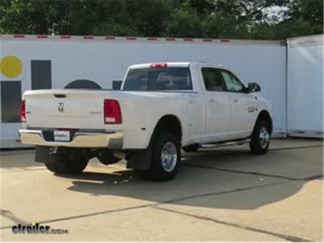 5th Wheel/Gooseneck 90-Degree Wiring Harness w/ 7-Pole Plug - GM, Ford, on