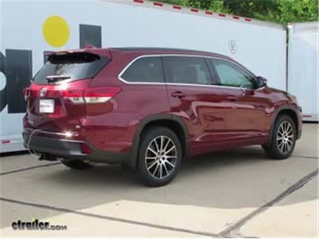 install trailer wiring 2017 toyota highlander c56217_644 trailer wiring harness installation 2017 toyota highlander video 2017 Toyota Highlander Interior at edmiracle.co