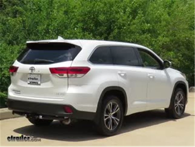 install trailer wiring 2017 toyota highlander hm11141845_644 trailer wiring harness installation 2017 toyota highlander video 2017 Toyota Highlander Interior at edmiracle.co