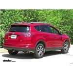 Tow Ready Trailer Wiring Harness Installation - 2017 Toyota Rav4