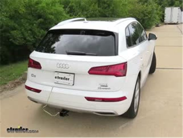 2018 Audi Q5 Trailer Hitch Wiring
