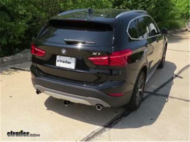 trailer wiring harness installation 2018 bmw x1 video etrailer com rh etrailer com 2018 BMW X1 2018 BMW X1