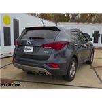 Trailer Wiring Harness Installation - 2018 Hyundai Santa Fe