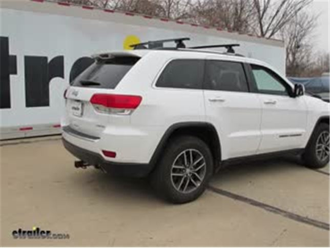 Jeep Grand Cherokee Trailer Wiring Harness Installation Wiring