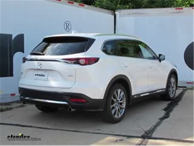 Trailer Wiring Harness Installation - 2018 Mazda CX-9 Video ...