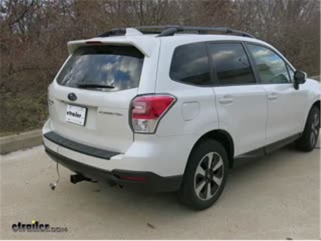 Subaru Forester Headlight Wiring Harnes