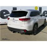 Trailer Wiring Harness Installation - 2018 Toyota Highlander