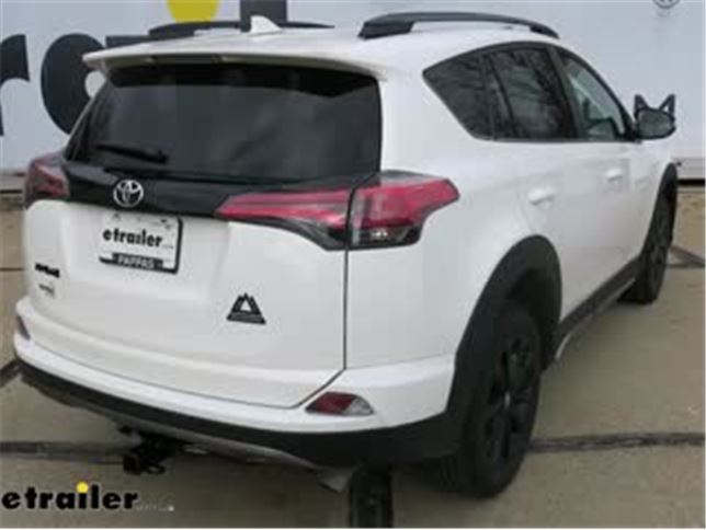 Toyotum Rav4 Trailer Hitch Wiring