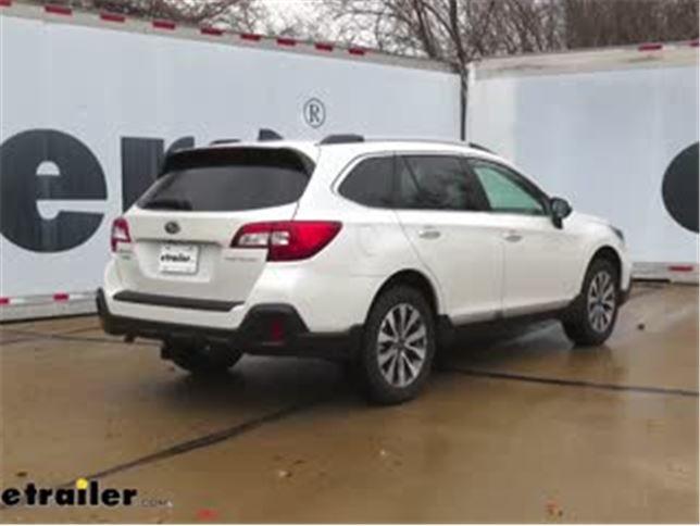 Hopkins Trailer Wiring Harness Installation - 2019 Subaru Outback Wagon  Video | etrailer.cometrailer.com