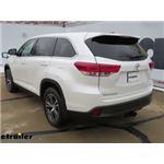 Curt T-Connector Vehicle Wiring Harness Installation - 2019 Toyota Highlander