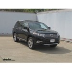 Trailer Wiring Harness Installation - 2013 Toyota Highlander