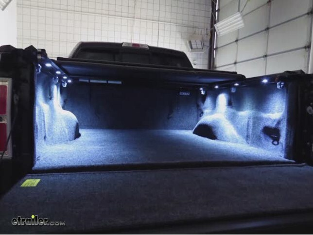 TruXedo B-Light LED Truck Bed Lighting System Installation - 2013 Ford F-150 Video | etrailer.com & TruXedo B-Light LED Truck Bed Lighting System Installation - 2013 ... azcodes.com