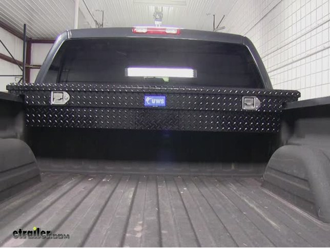 Gmc Sierra Truck Tool Box Gmc Free Engine Image For User