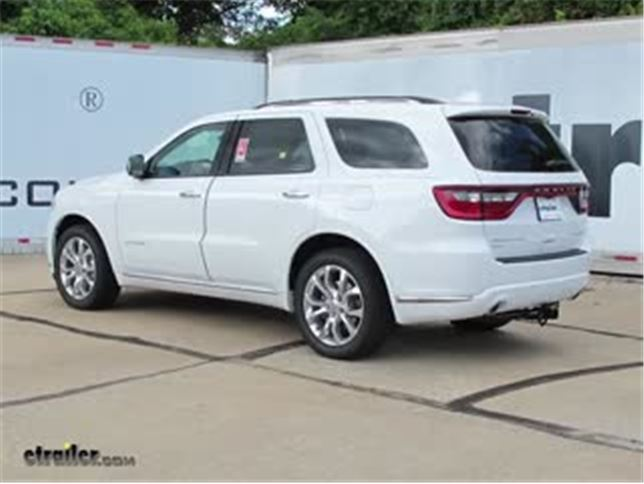 install vehicle wiring 2017 dodge durango c55384_644 trailer wiring harness installation 2017 dodge durango video Dodge Ram Trailer Wiring Diagram at edmiracle.co