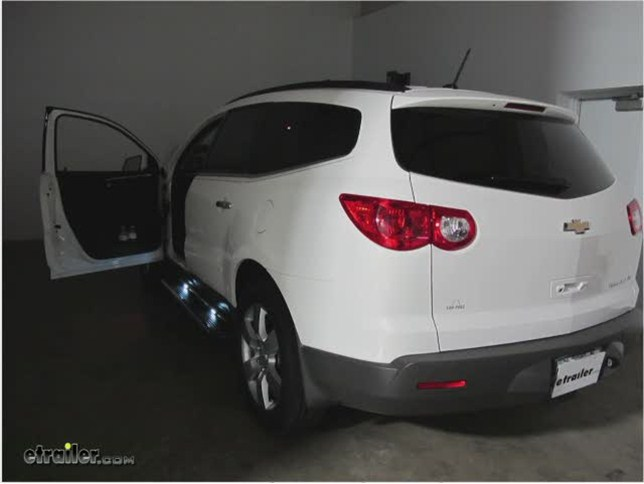 install westin led light kit 2012 chevrolet traverse 27 6000_644 westin sure grip running board led light kit installation 2012  at nearapp.co
