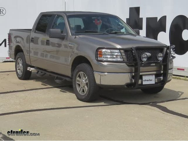 Westin Off-Road Driving Lights Installation - 2006 Ford F-150 Video on