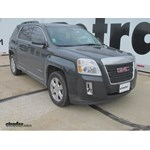 Trailer Wiring Harness Installation - 2014 GMC Terrain