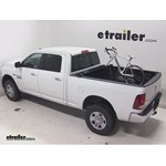 Yakima BikerBar Truck Bed Bike Rack Review - 2014 Ram 2500
