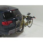 Yakima DoubleDown Hitch Bike Rack Review - 2009 Acura MDX