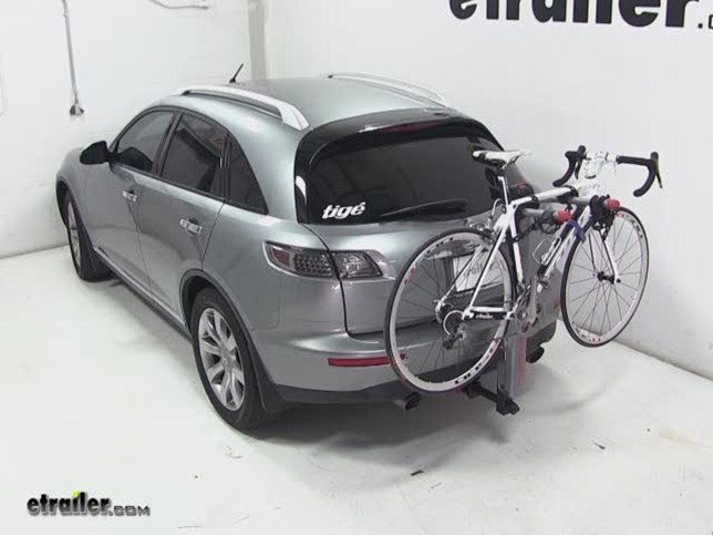 install yakima doubledown ace 2006 infiniti fx35 y02450_644 yakima doubledown ace 2 bike rack review 2006 infiniti fx35 2009 Infiniti FX35 at mifinder.co