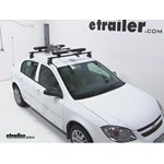 Yakima FatCat Ski and Snowboard Carrier Review - 2010 Chevrolet Cobalt