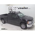 Yakima ForkLift Roof Mounted Bike Rack Review - 2013 Chevrolet Silverado