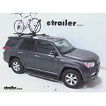 Yakima FrontLoader Roof Bike Rack Review - 2012 Toyota 4Runner