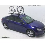 Yakima FrontLoader Roof Bike Rack Review - 2013 Chevrolet Cruze