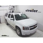 Yakima FrontLoader Roof Bike Rack Review - 2014 Chevrolet Suburban