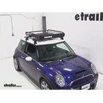 Yakima LoadWarrior Roof Cargo Basket Review - 2004 Mini Cooper