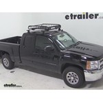 Yakima LoadWarrior Roof Cargo Basket Review - 2013 Chevrolet Silverado