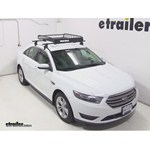 Yakima LoadWarrior Roof Cargo Basket Review - 2013 Ford Taurus