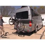 Yakima LongHaul 4 Bike Rack Review - 2005 Airstream Parkway