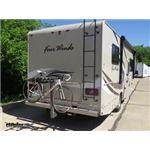 Yakima RV and Camper Bike Racks Review - 2018 Thor Motor Coach Four Winds Motorhome
