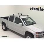 Yakima Q Tower Roof Rack Installation - 2012 Chevrolet Colorado