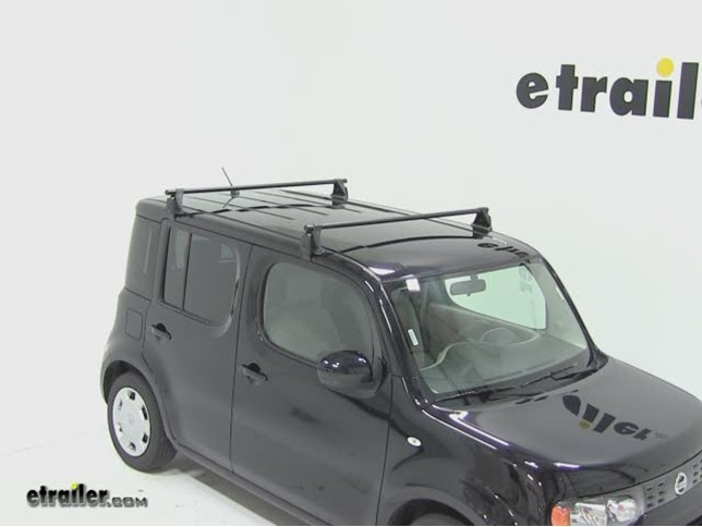 Yakima Roof Rack For 2003 Nissan Murano Etrailer Com