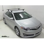 Video install yakima q towers 2014 toyota camry y00409