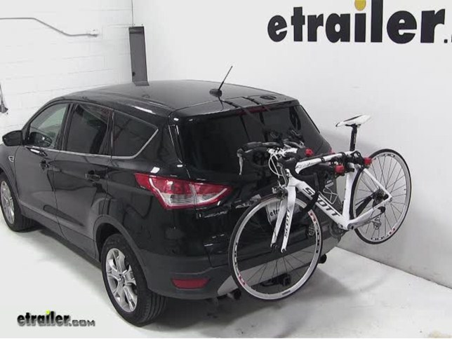 yakima quickback 2 bike rack review - 2013 ford escape video
