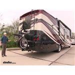 Yakima RoadTrip 4 Bike Rack Review - 2013 Forest River Georgetown Motorhome